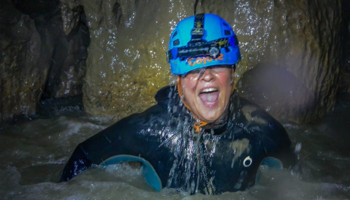 Höhlentour Falkensteiner Höhle Schwäbische Alb