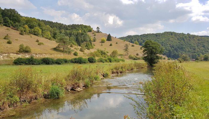 Radtour durchs Lautertal Schwäbische Alb